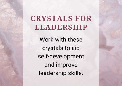 Crystals for Leadership